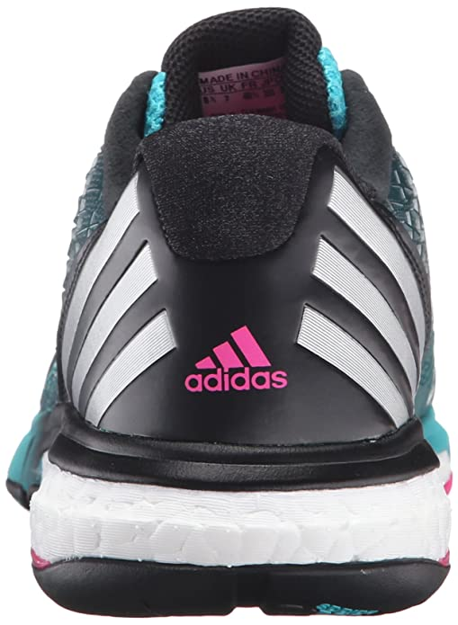 Adidas Energy Volley Boost 2.0 Shock GreenMatte Silver