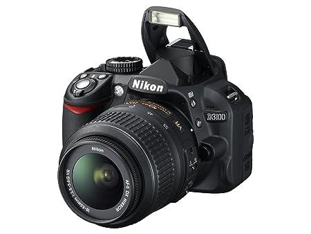 Amazon.com: Nikon D3100 Cámara réflex digital de 14,2 ...