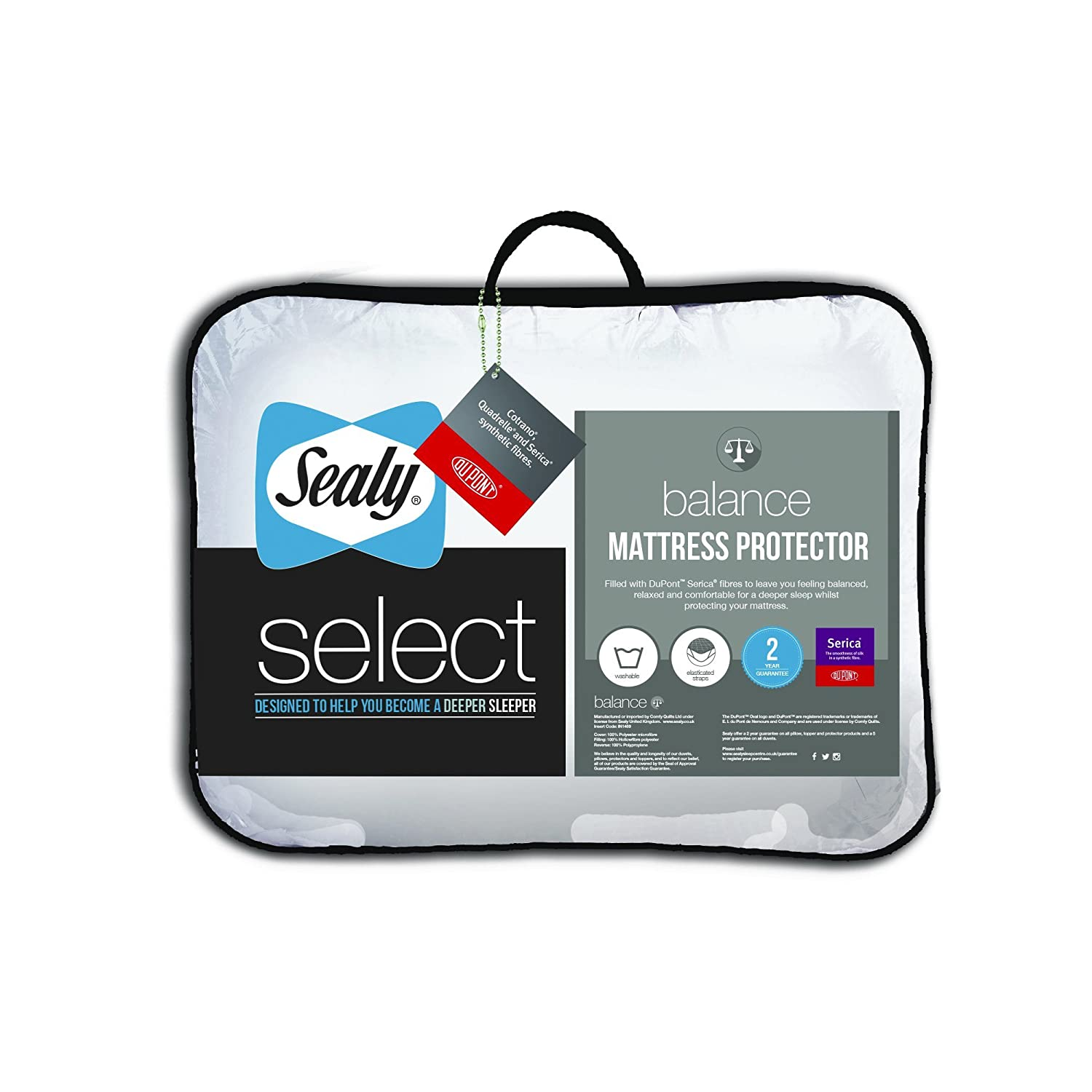 Sealy Select Balance Mattress Protector - King 449564GE