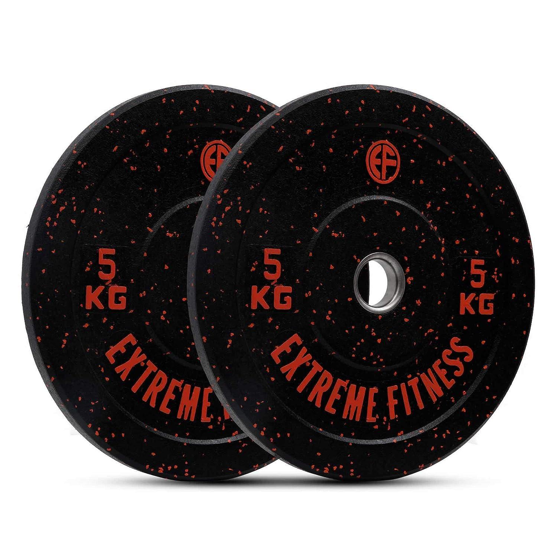 Extreme Fitness® - Placas para levantamiento de peso Hi-Temp ...