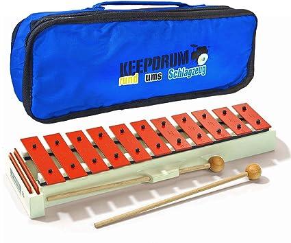 keepdrum  Tasche Sonor SG Kinder Glockenspiel Sopran