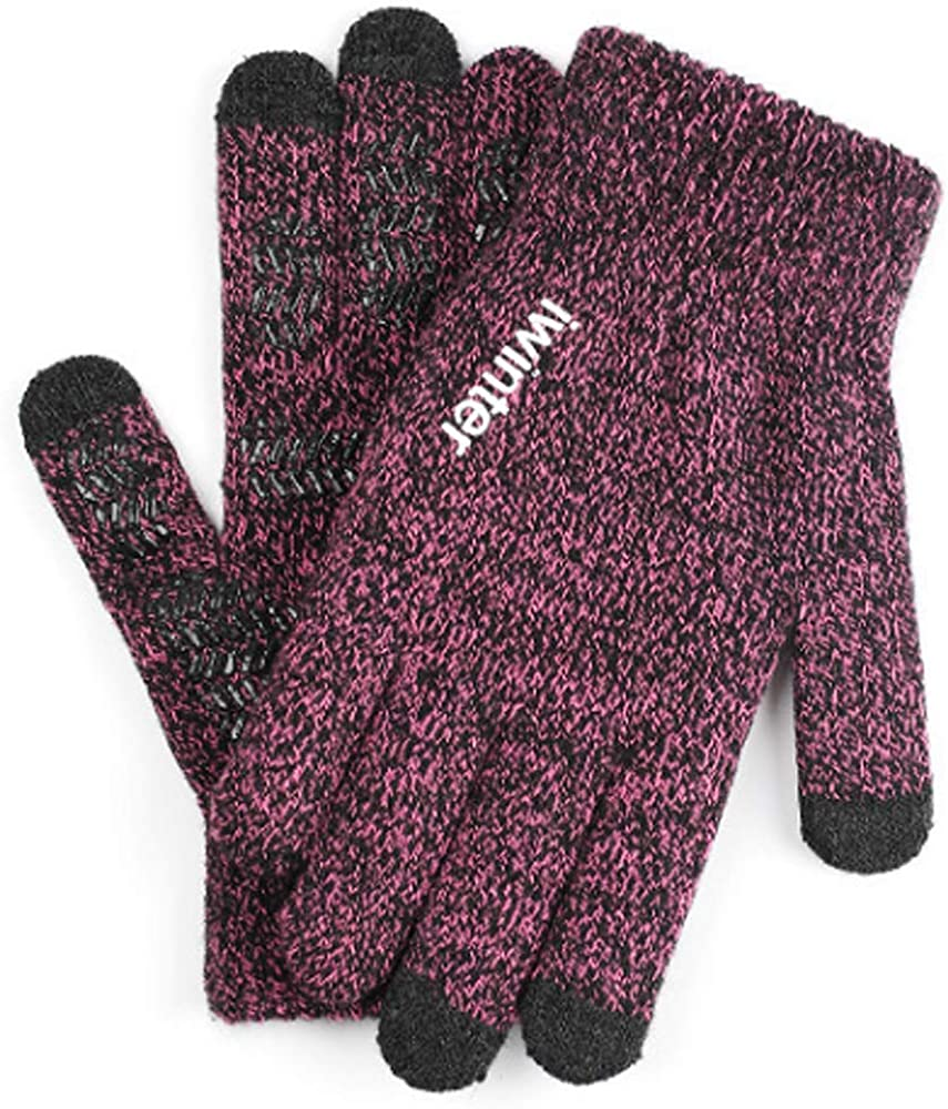 Winter Gloves Knitted...