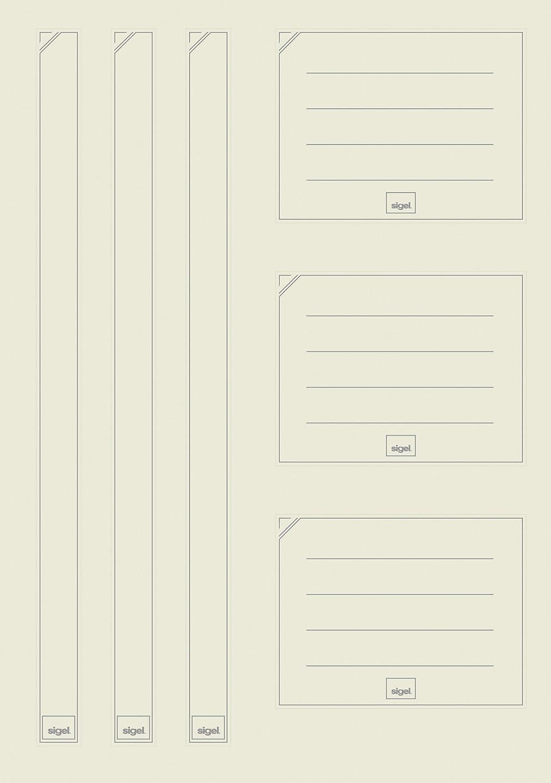 formato tablet 18 x 24 cm SIGEL CO118 Taccuino Conceptum nero copertina rigida 194 pagine a righe