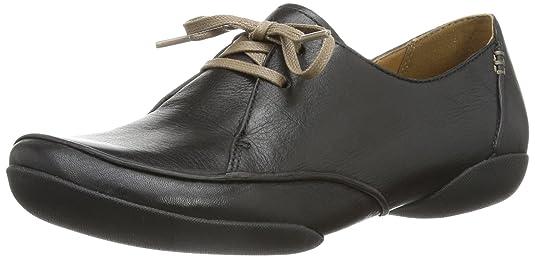 Clarks Felicia Vale 203573724 - Zapatillas de Cuero para Mujer: Amazon.es: Zapatos y complementos
