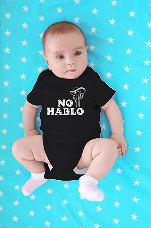 Amazon.com: No Hablo Espanol – divertido sarcasmo mexicano ...