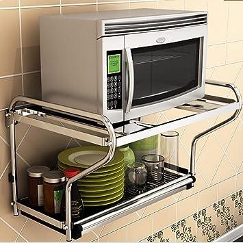 Amazon.com - kitchen shelf Kitchen storage rack, Kitchen ...