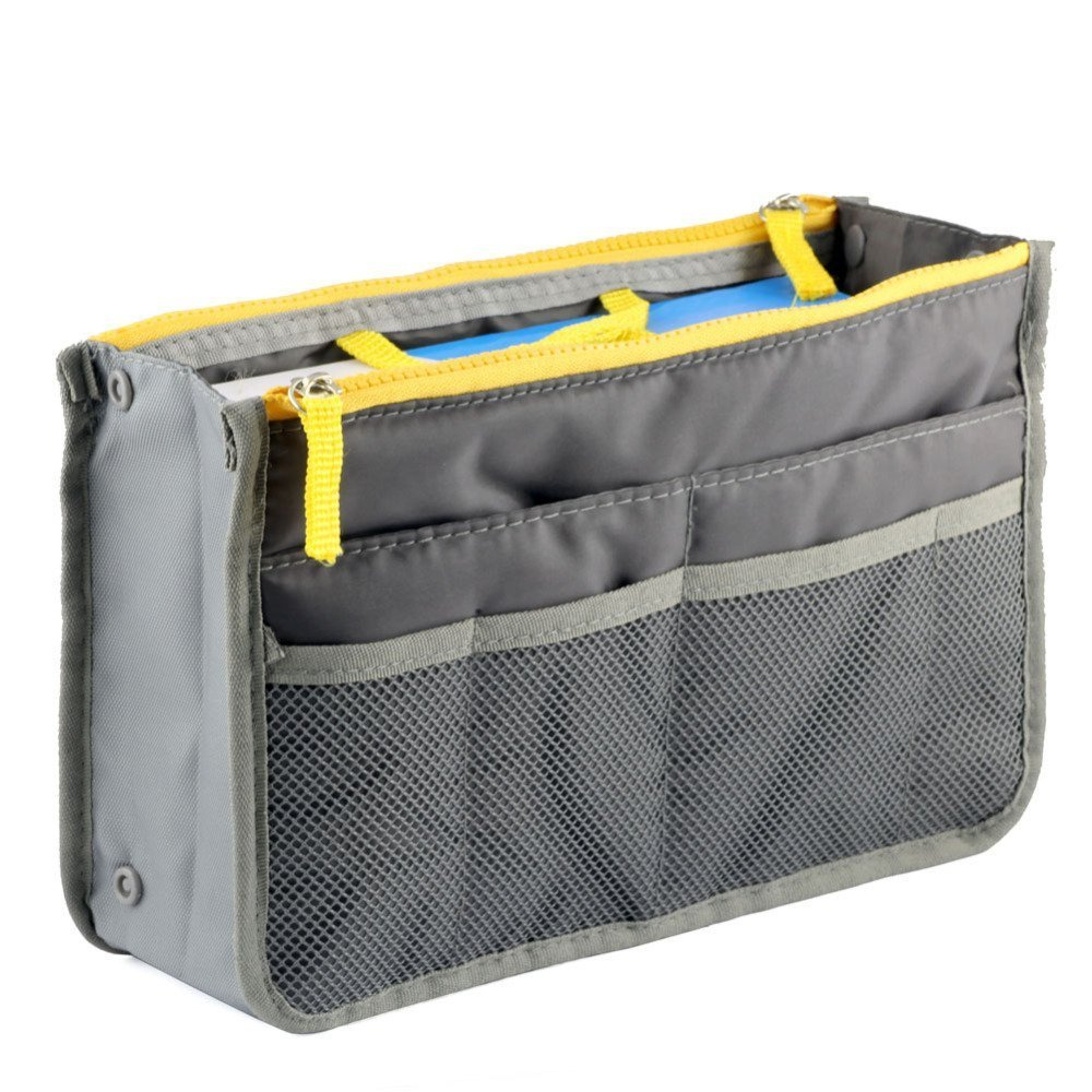 Styleys Grey Handbag Organizer for Easy Handbag Changing product image