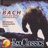 J.S. Bach Suites for Solo Cello