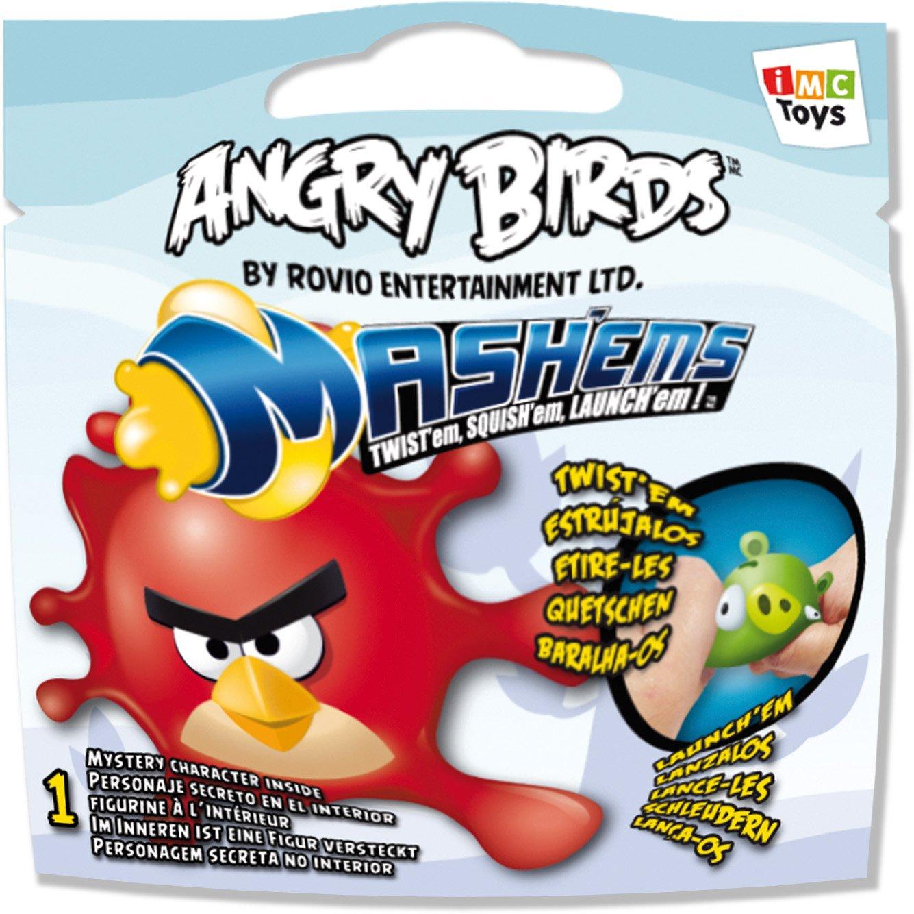 035102 - IMC - Angry Birds Mashems Folienbeutel