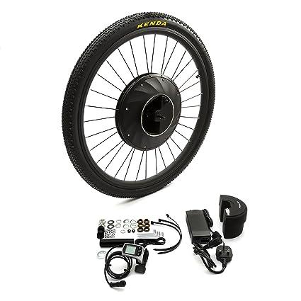 i-motor montaje para bicicleta eléctrica 36 V 240 W recargable de litio rueda delantera