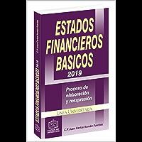 ESTADOS FINANCIEROS BÁSICOS 2019: Proceso de elaboración y reexpresión