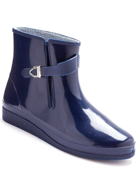 Charmance  Herren Stiefel Blau   Marineblau