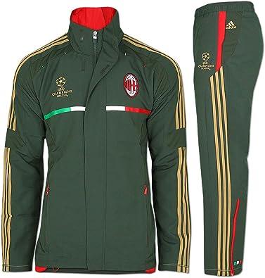 Adidas OLYMPIQUE LYONNAIS OL Conjunto Chandal de futbol Hombre ...
