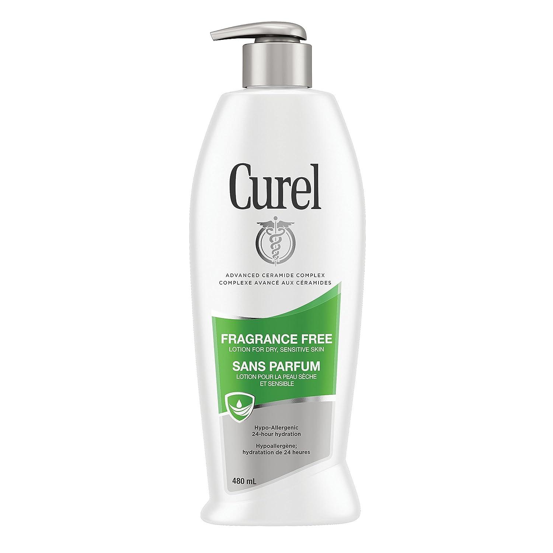CUREL Fragrance Free Original Lotion, 480 ml Kao TM-SV80