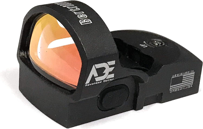 Ade Red Dot Reflex Sight Pistol Handgun