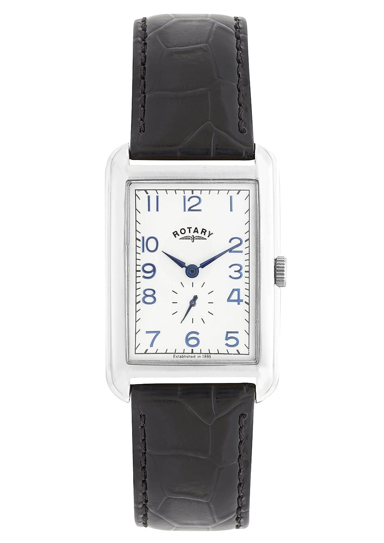Rotary Herren - Armbanduhr Portland Analog Quarz GS02697-21