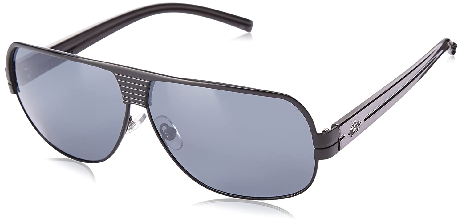 Amazon.com: Anarchy para hombre Dex polarizadas Aviator ...