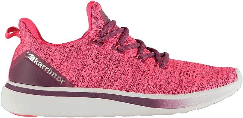 Karrimor Mujer Velox 2 Zapatilas Deportivas De Running Rosa/Morado EU 42 (UK 8): Amazon.es: Zapatos y complementos