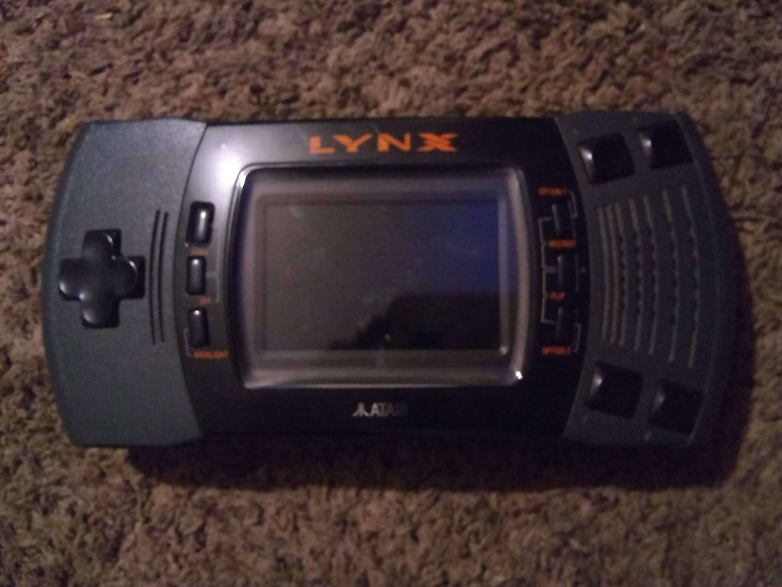 Amazon com: Atari Lynx 2 Portable Handheld Video Game System
