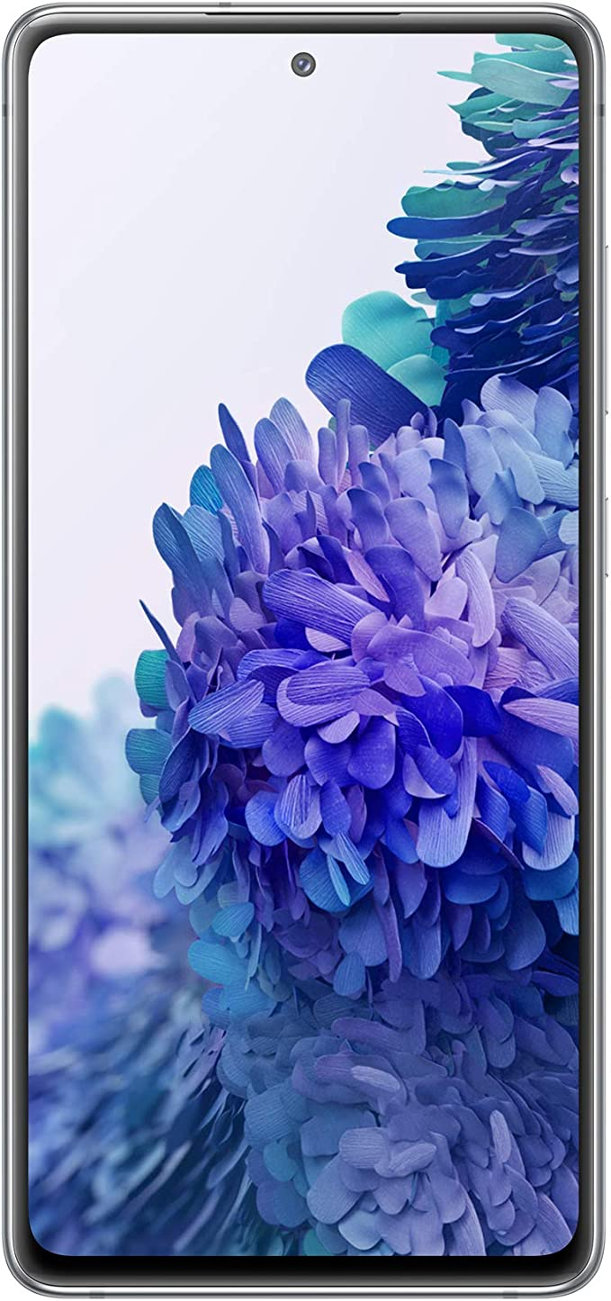 Amazon Com Samsung Galaxy S20 Fe 5g Factory Unlocked Android Cell Phone 128 Gb Us Version Smartphone Pro Grade Camera 30x Space Zoom Night Mode Cloud White
