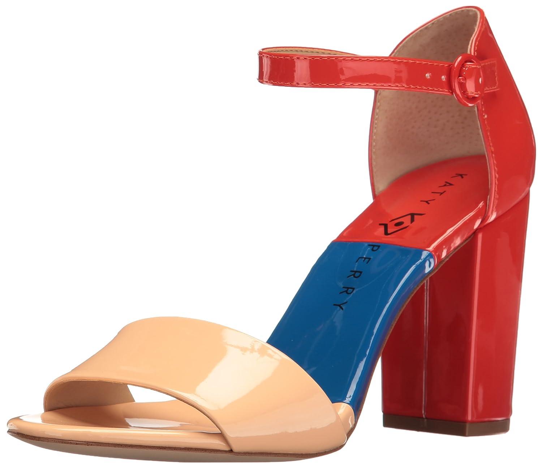 Katy Perry Katy Perry Women's THE THE SIERRA Heeled Sandal, marine, 6.5 Medium US from Amazon | People
