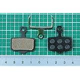 MTB スラム(SRAM) エイヴィッド(AVID) Elixir シリーズ用 ディスクブレーキパッド レジンパッド
