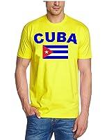 Kuba Flag T- Shirt - Cuba Libre