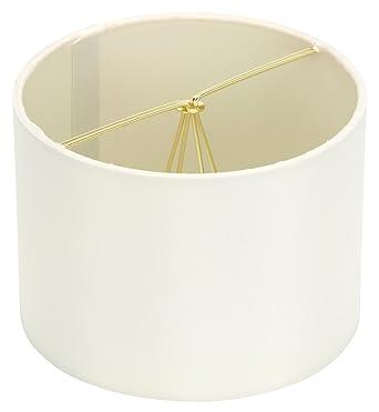 Upgradelights eggshell silk clip on barrel chandelier lamp shade upgradelights eggshell silk clip on barrel chandelier lamp shade 55x55x4 amazon aloadofball Gallery
