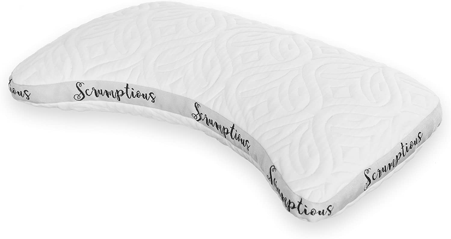The Scrumptious Side Sleeper Pillow