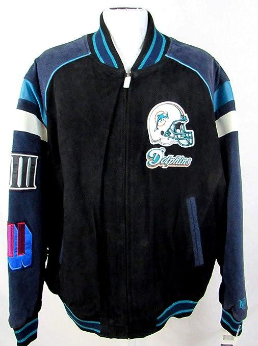 31e87566 Amazon.com : G-III Sports Miami Dolphins Mens Size X-Large Full Zip ...