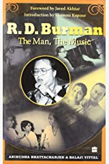 R. D. Burman -The Man, The Music Paperback