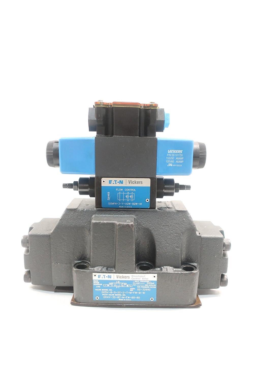 EATON VICKERS DG5V-8-S-2C-2-T-M-FW-B-10 DIRECTIONAL CONTROL VALVE