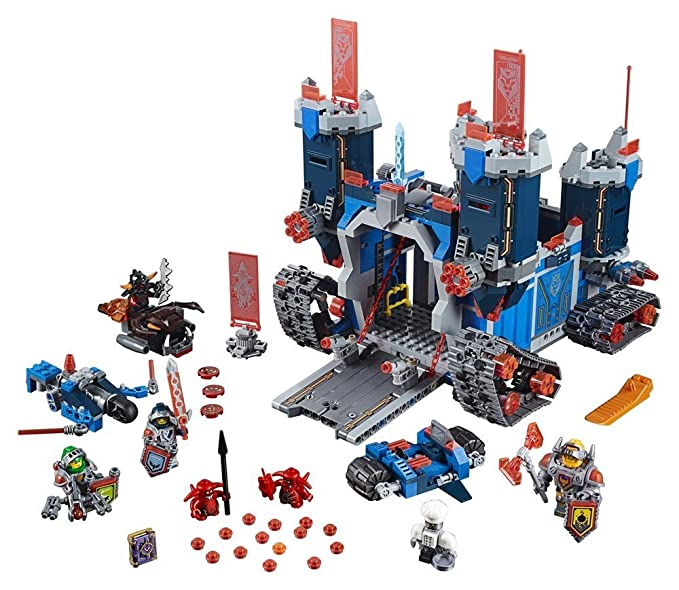 Lego Nexo Knights Fortrex 70317 Die Rollende Festung