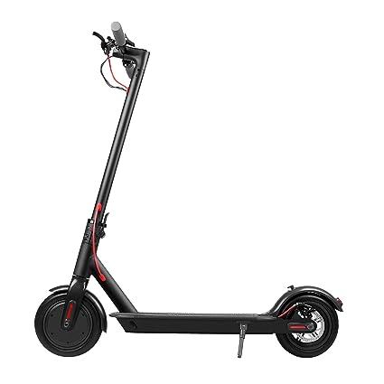 Amazon.com: Cosway Patinete eléctrico para adultos, 250 W ...