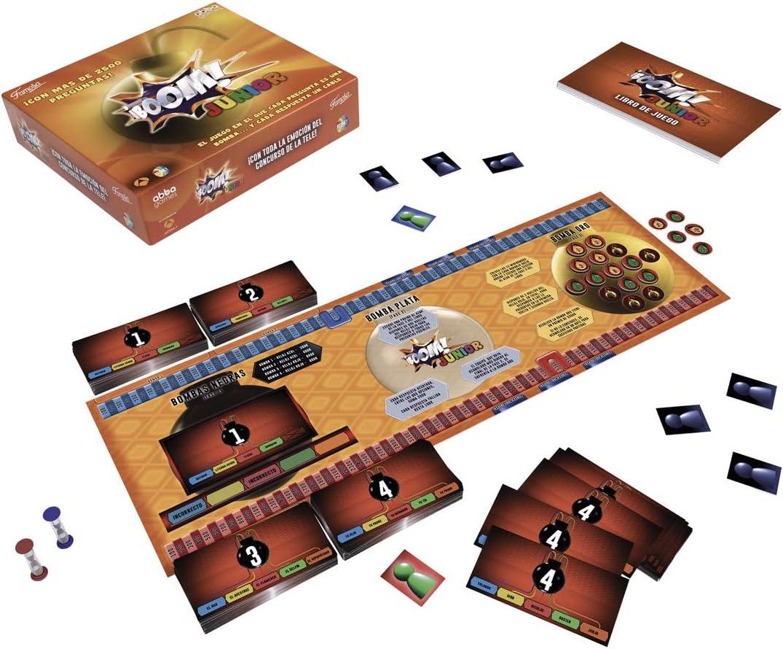 Boom Famosa Junior, Juego de Mesa (700013150): Amazon.es: Juguetes y juegos