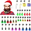 31-Piece Makone Light Up Beard Ornaments Set