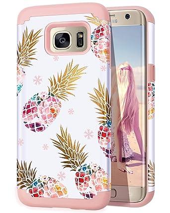 Amazon.com: Casewind - Carcasa híbrida para Samsung Galaxy ...