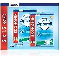 Aptamil 2 Devam Sütü 2x1200 gr