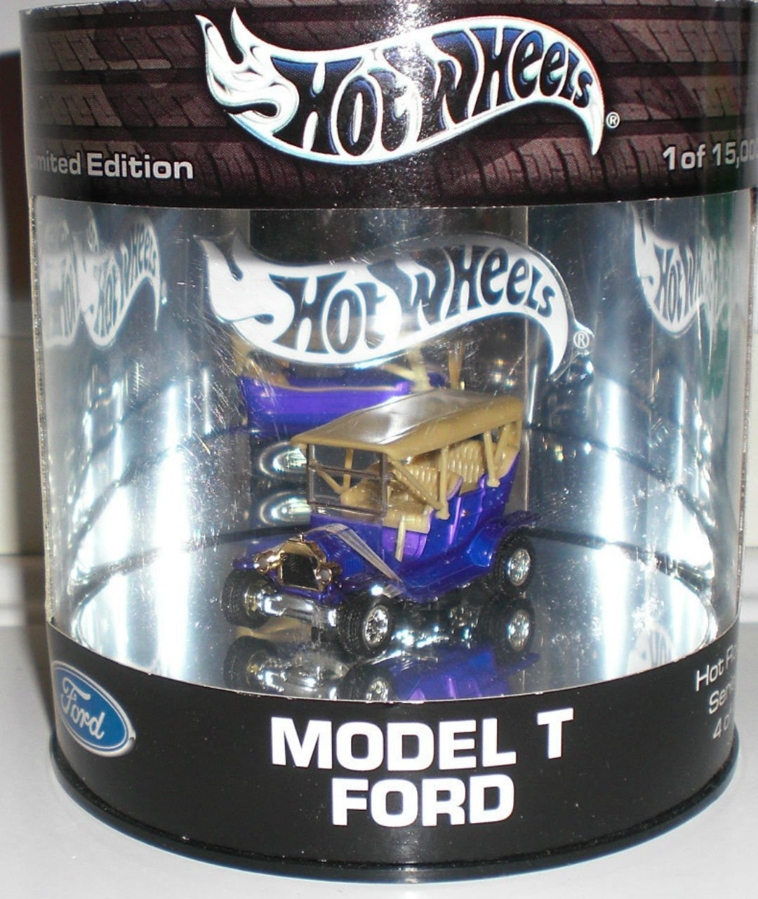 Amazon.com: Hot Wheels Hot Rod Series Model T Ford 1/15,000: Toys ...