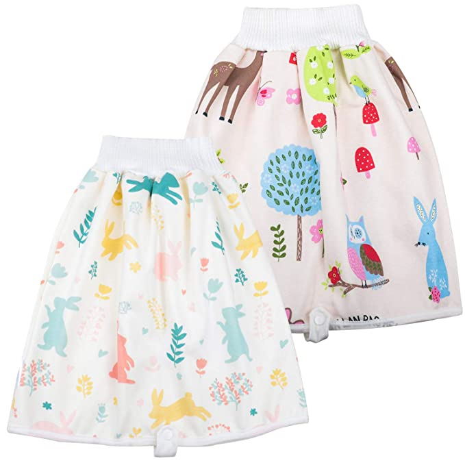 Ready to Ship Chrysanthemum Skirt Mum Skirt Light Woody Striped Background Elastic Waist 3T Cotton Pink Flower Skirt
