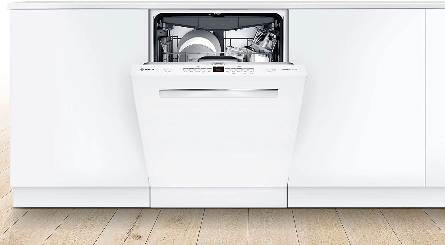 Amazon.com: Bosch SHP865ZD2N 500 Series 24 Inch Built In Bar ...
