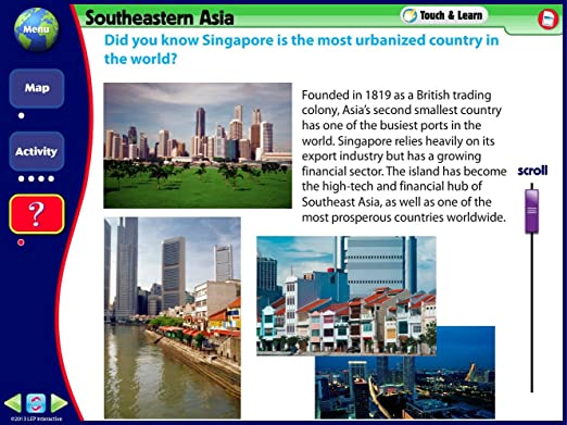 Amazon.com: Map Skills: Asia IWB CD: Ready-to-use Digital Lesson ...