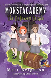 The Halloween Parade (Monstacademy)