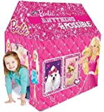 Barbie Kids Play Tent House