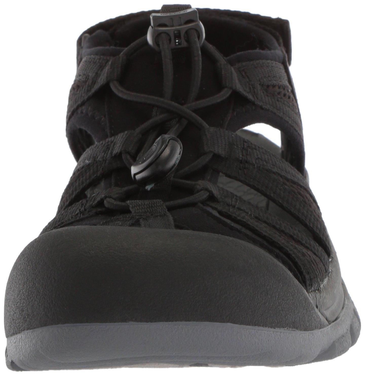 KEEN Women's 7 Venice II H2-W Sandal B071D51SPM 7 Women's B(M) US|Black/Steel Grey 18a0e8