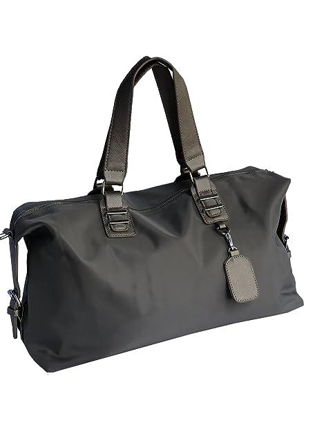 99129db025aa Amazon.com: Duffle Bag Nylon Multifunction Bag Water-Resistant ...