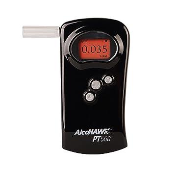 Amazon Com Alcohawk Pt500 Breathalyzer Alcohol Detector Health