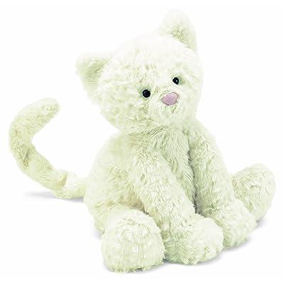 Jellycat - Peluche Chat Blanc Assis - 23 cm 20xcm
