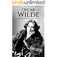 Oscar Wilde: A Life From Beginning to End (Irish History Book 3) book cover