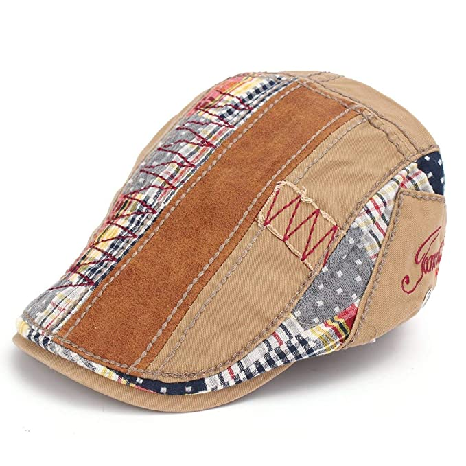 HX fashion Gorros Unisex Hombres Hombres Bush Hat Caza Sombrero Vintage Golf  Basic Cap Peaked Cap 66f5d215aad